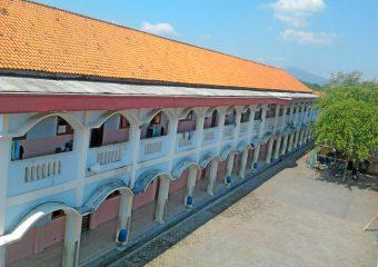 Gedung Asrama Santri Putra