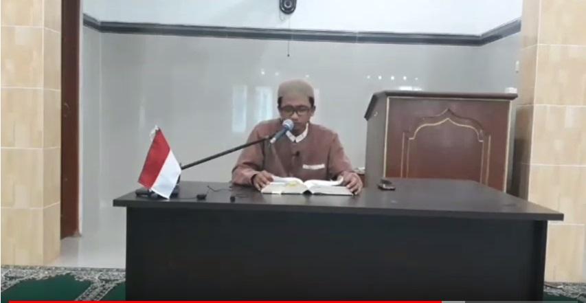 Ayat ayat hukum tentang ibadah qurban – Ustadz Fajri Nur Setyawan. BA